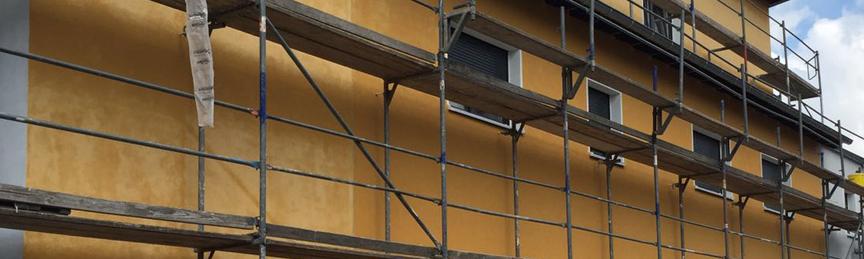 Favorit Innen- und Außenputz Köln - Marco Dornbach NM33